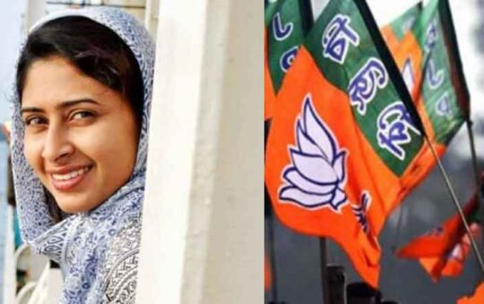 sulthana and bjp